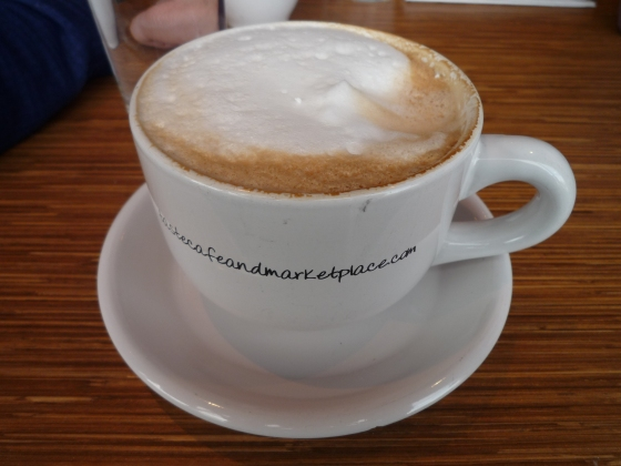 Spanish Latte (Latte with condensed milk) - my favorite sweet and soft latte