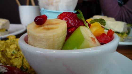 Fruit salad - irrestibely fresh
